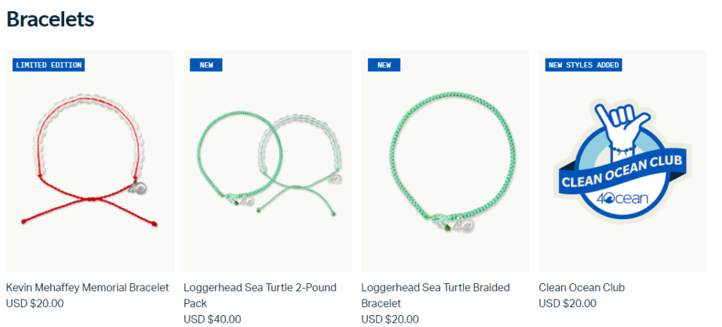 4ocean scam bracelet