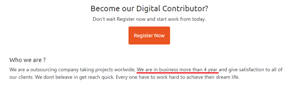 digital one india digitaloneindia data entry job scam 4 years lies