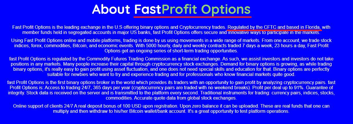 CryptoFxBlockmining BTCBoostmine BTCFrost FastProfitOptions scam fake aboutus 3