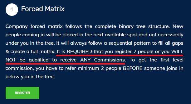 autoetherbot ethereum scam forced matrix