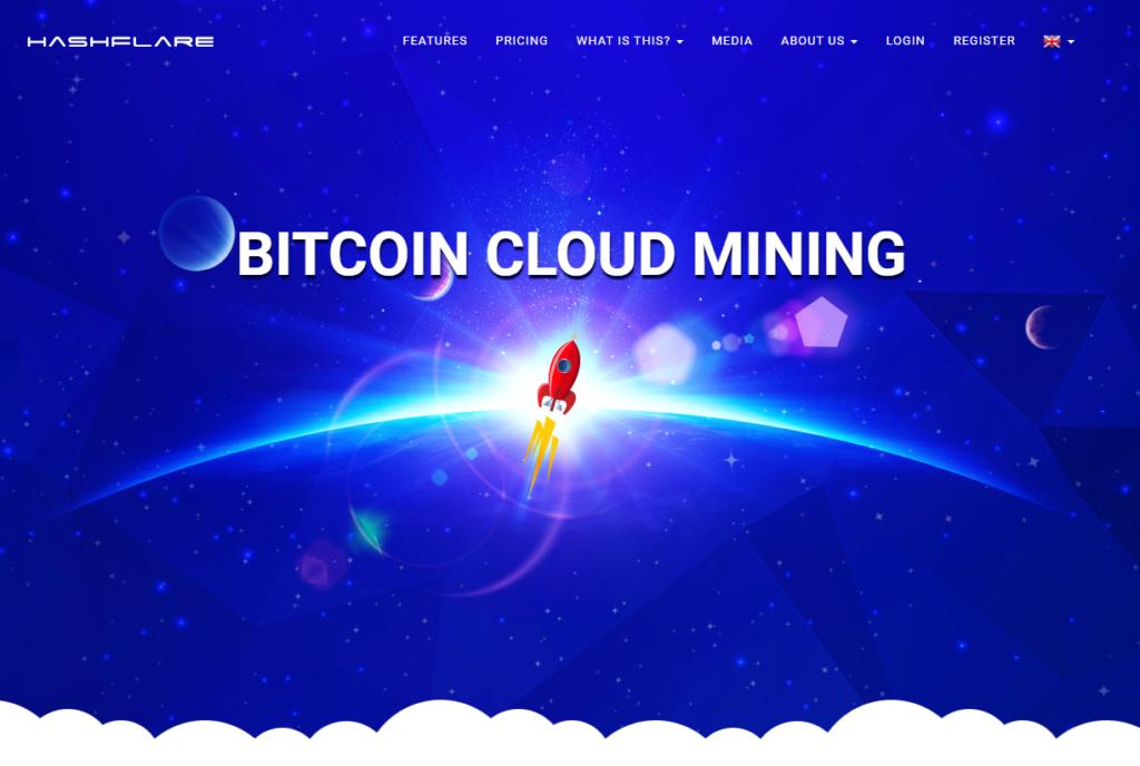 hashflare home page