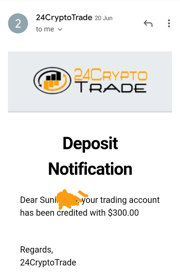 24crypotrade scam sunil message 2
