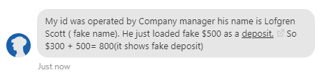 24crypotrade scam sunil message 4