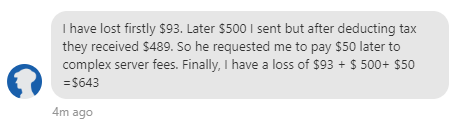 24crypotrade scam sunil message 5
