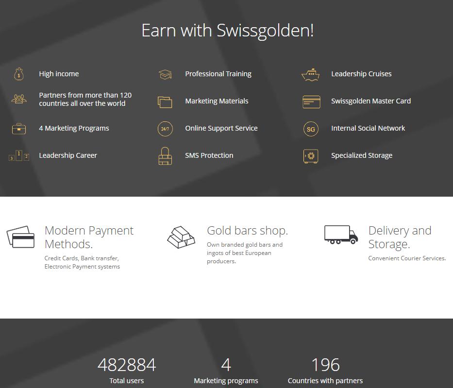 swissgold market swissgolden ponzi scheme website