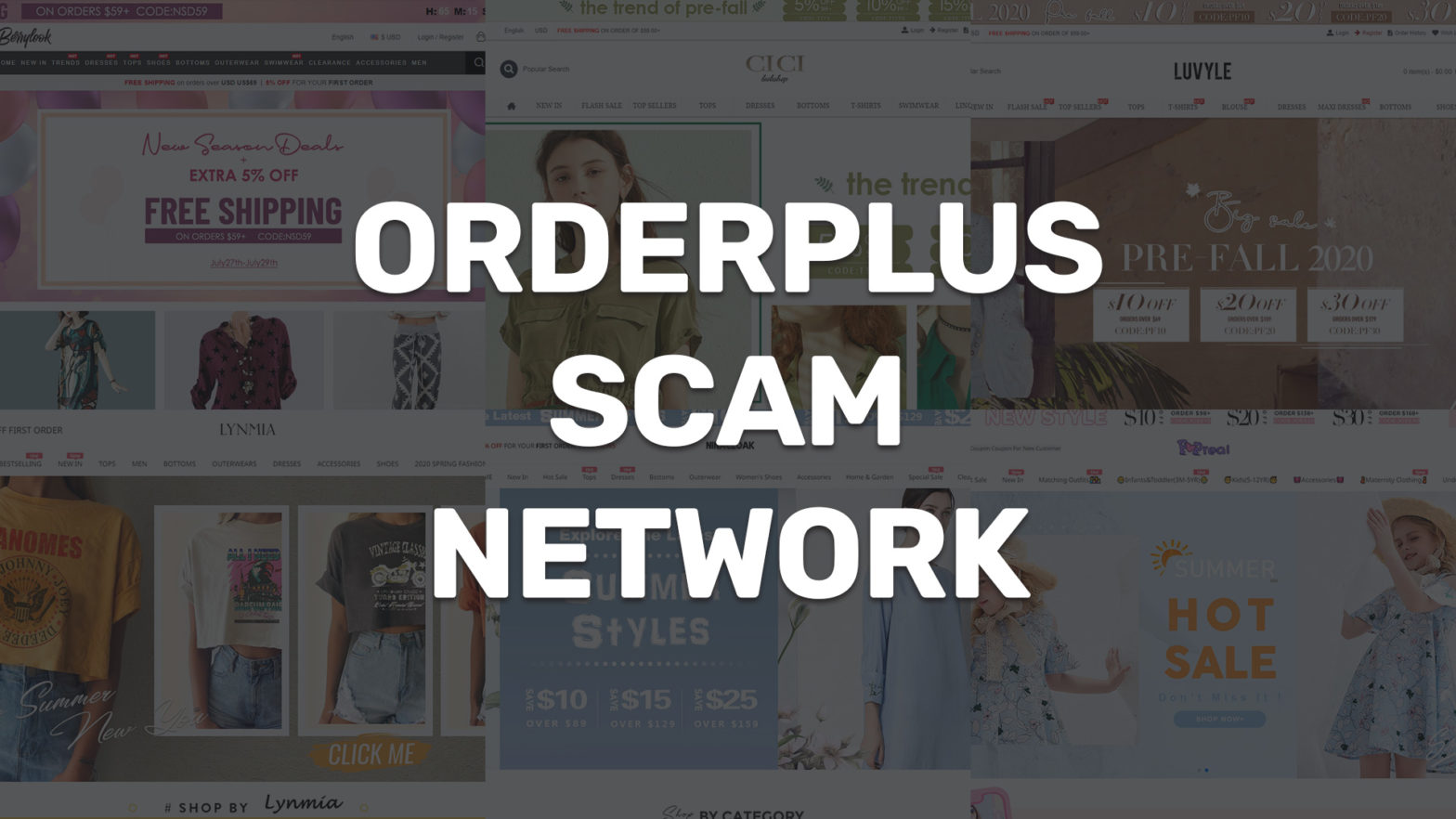 orderplus scam network