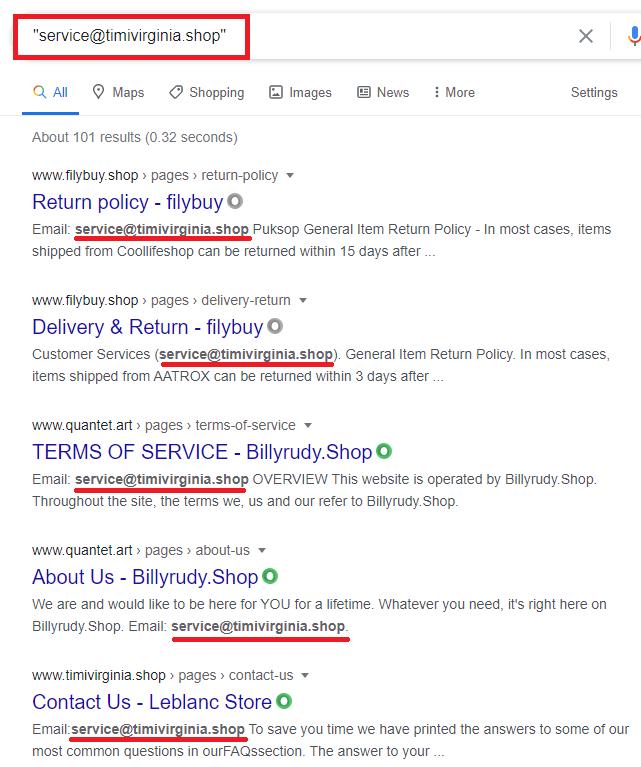 service@timvirginia.shop scam network