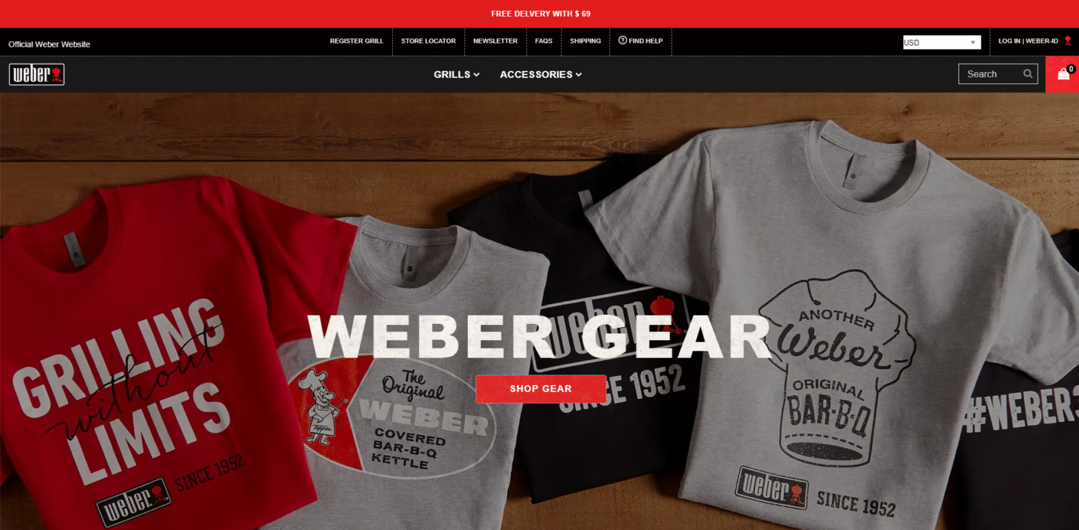 webeves weber grill scam home page