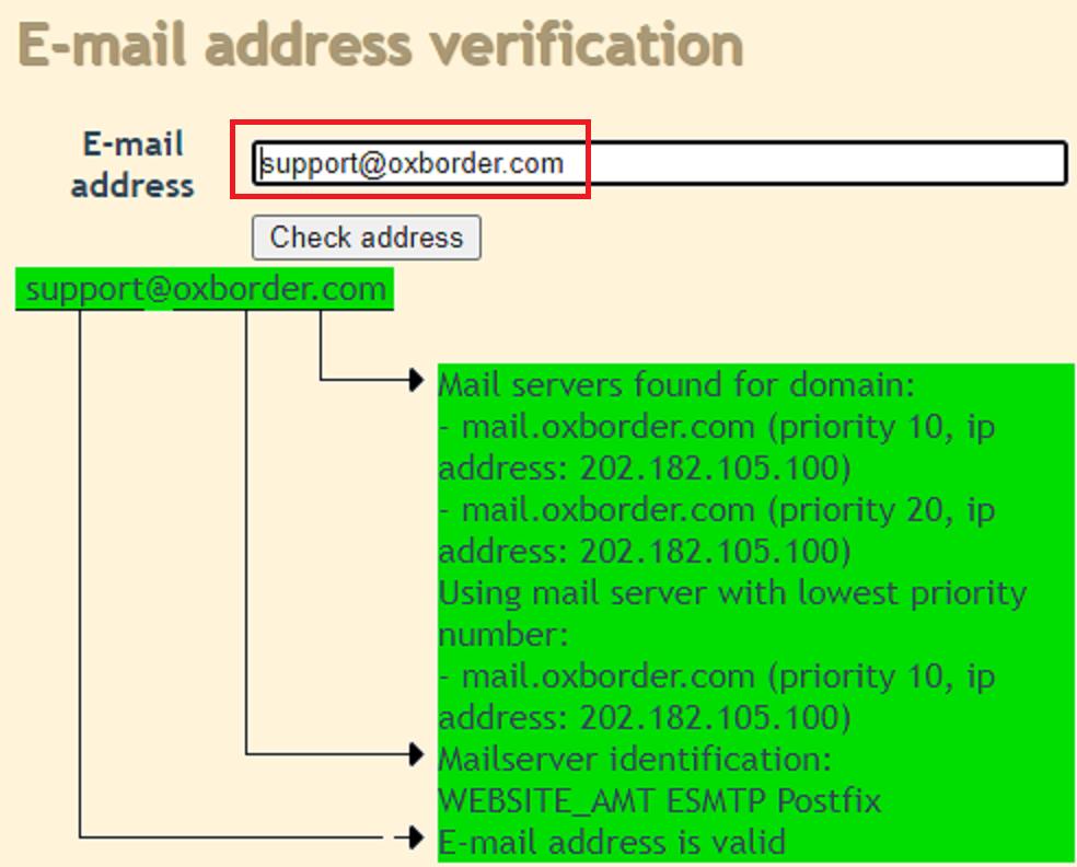 mailtester 2
