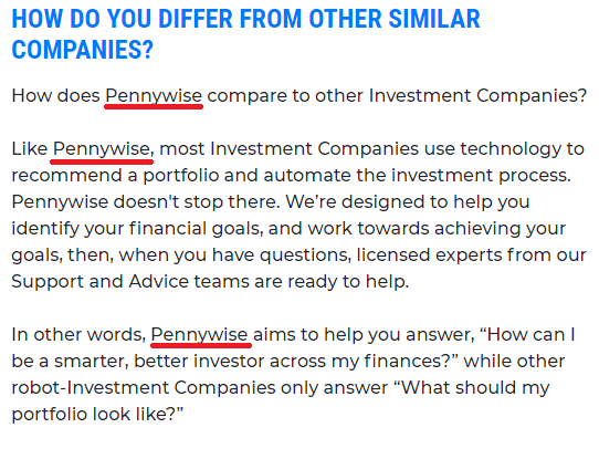 pennywise wealth management scam name 1