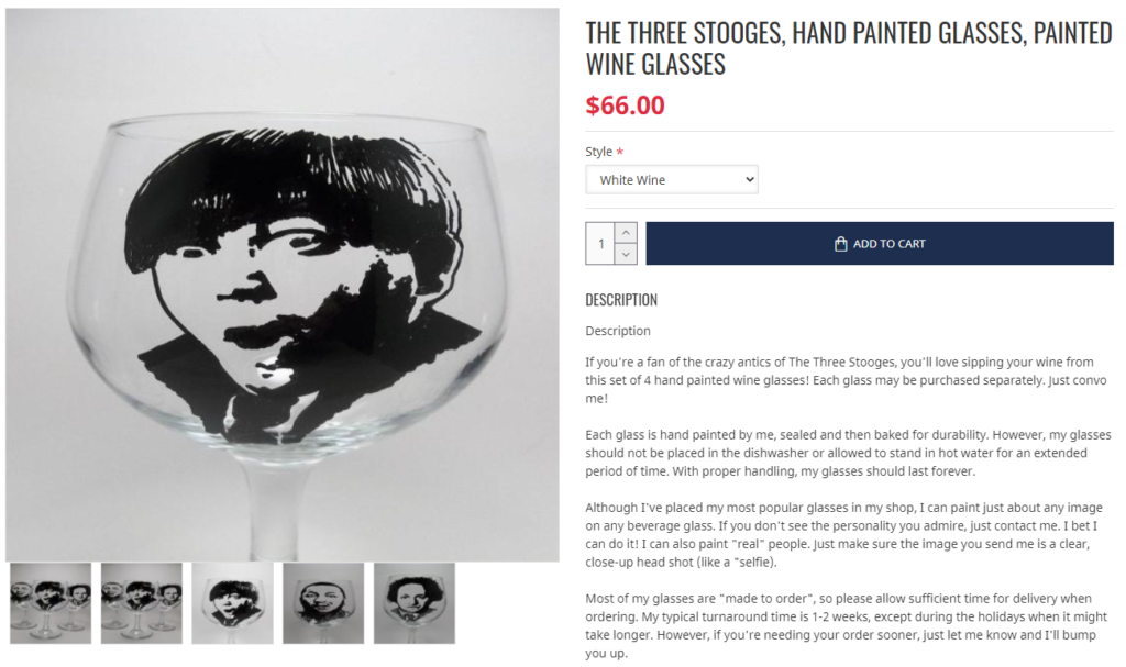 rpigsw scam three stooges wine glass