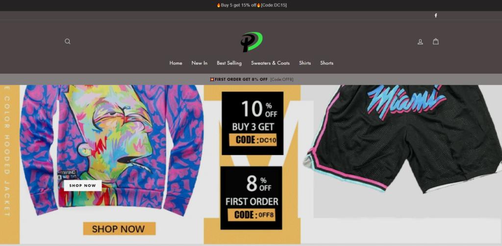 pierrecarbin scam home page