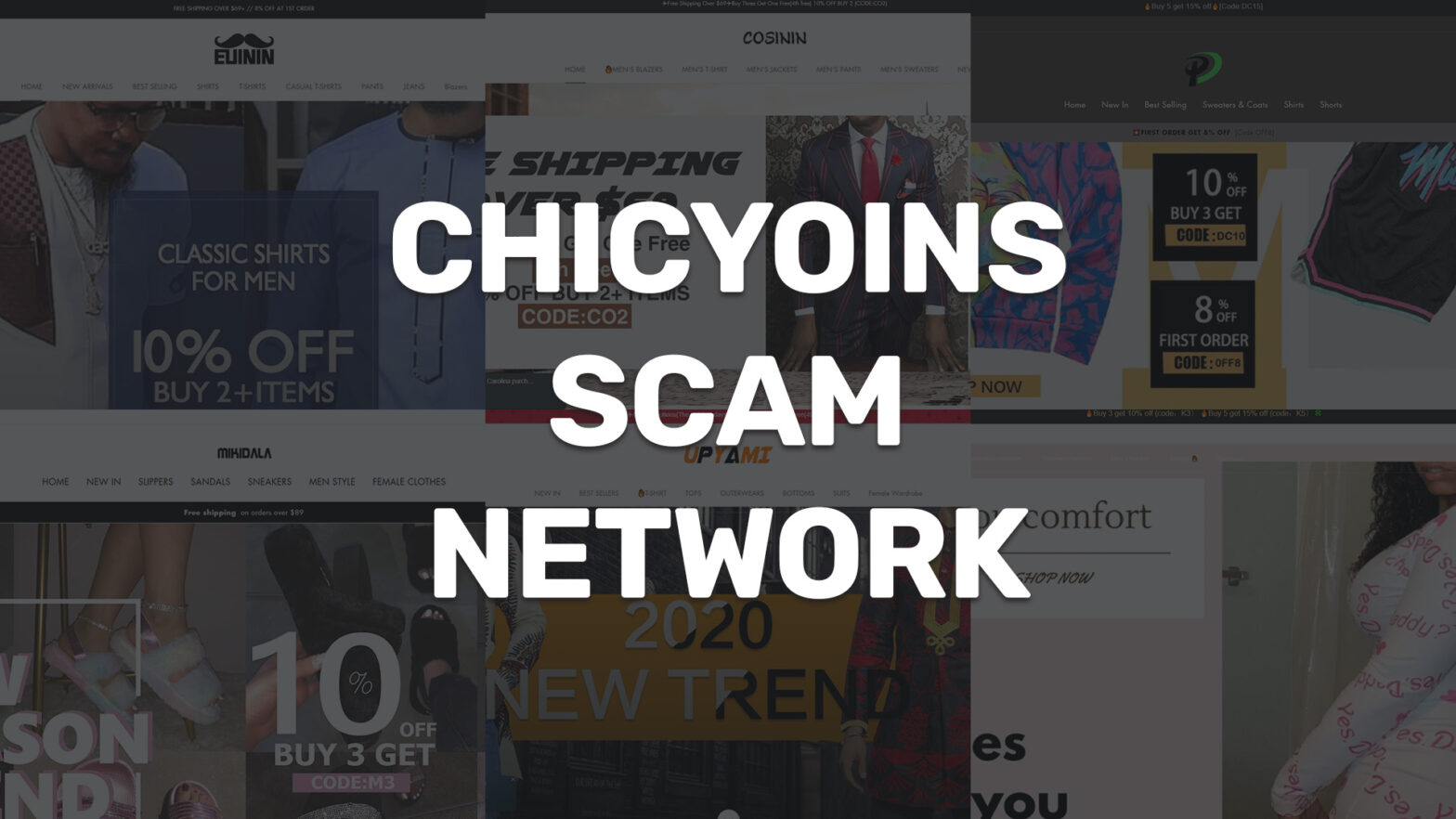chicyoins scam network