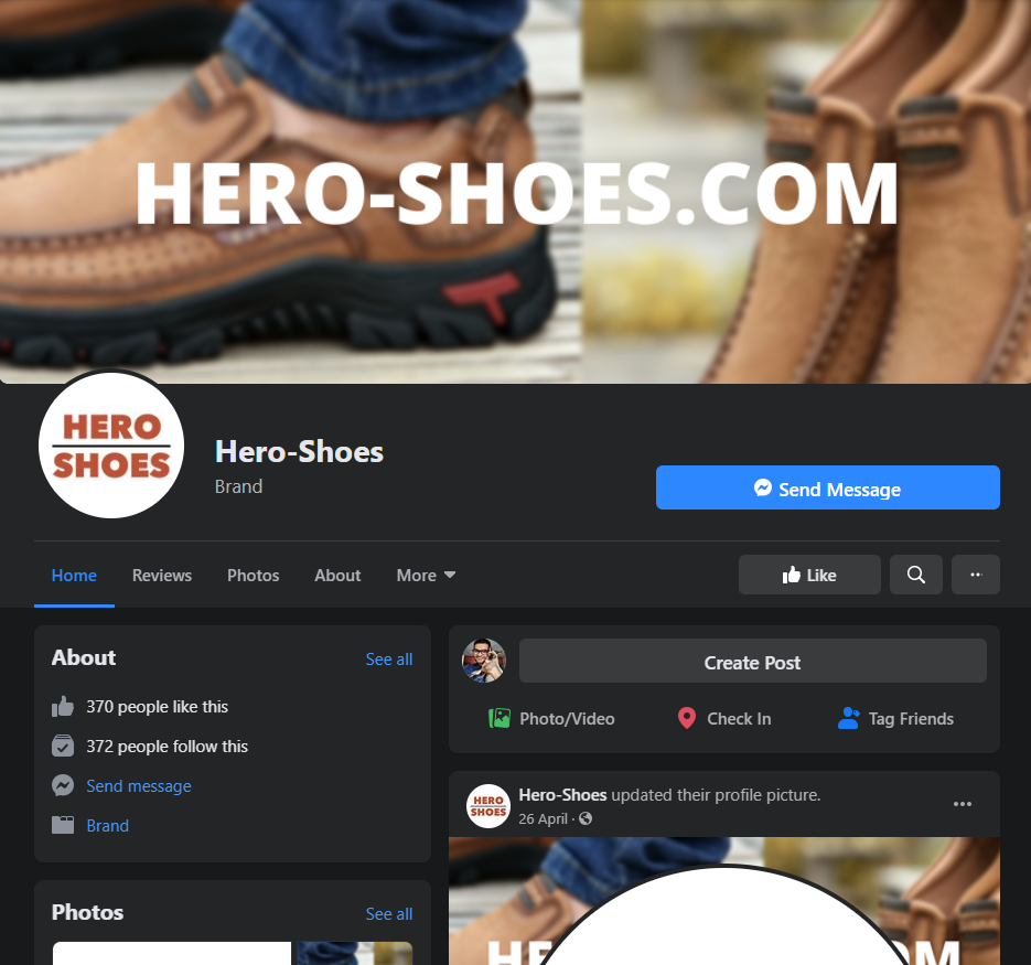 Hero-Shoe facebook 1