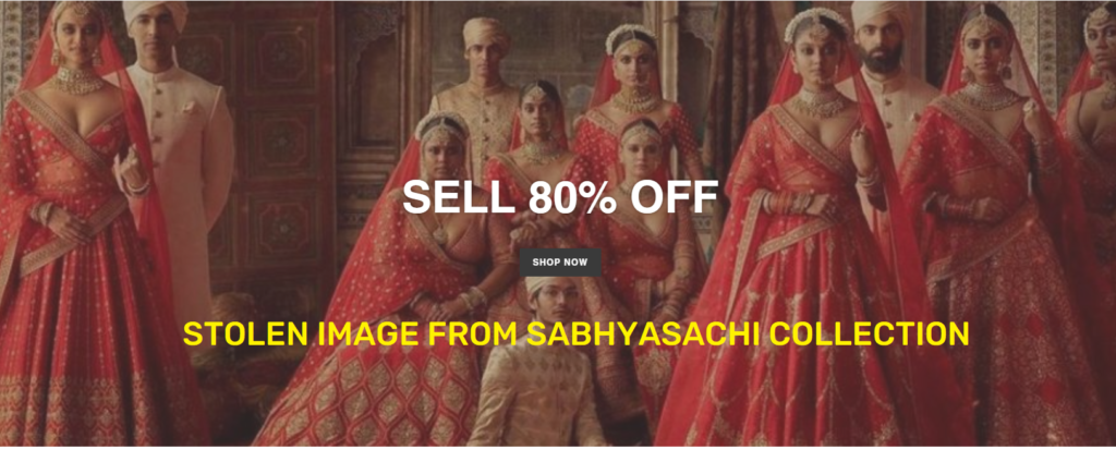 fabzara scam sabhyasachi 1