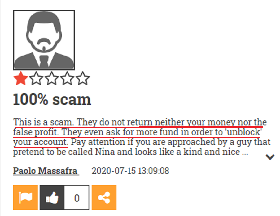 oasis investment scam review 1