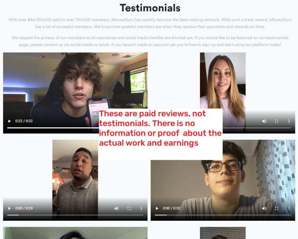 moneyguru paid reviews