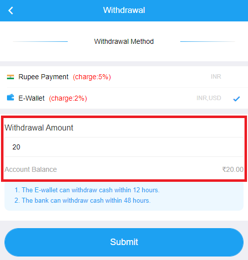 withdraw 1