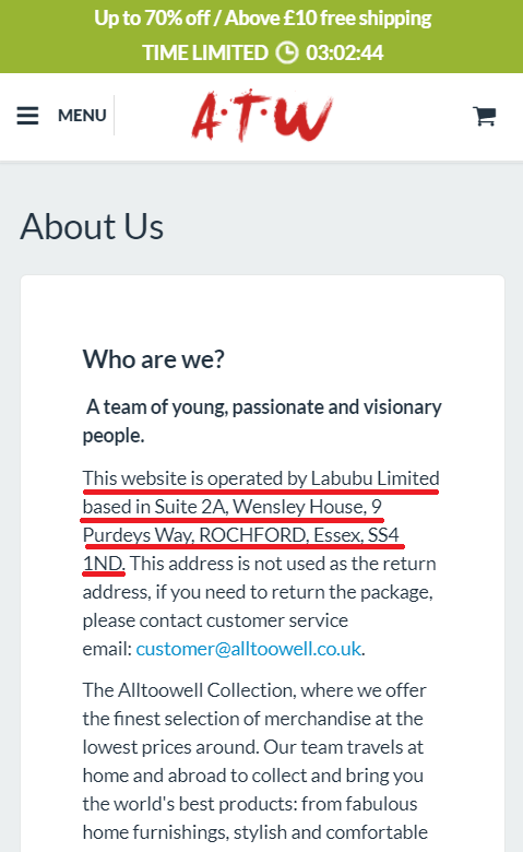 alltoowell scam about us labubu scam network