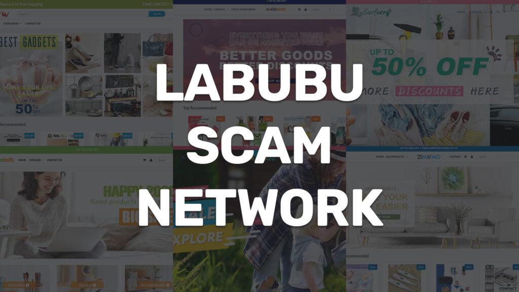labubu limited scam network