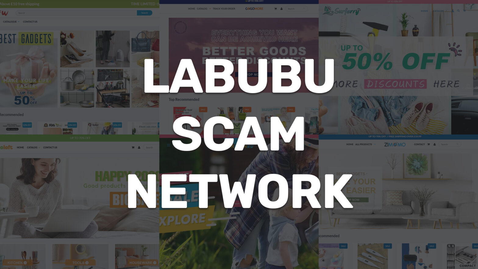 labubu limited scam network