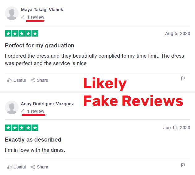 joytutus trustpilot fake review 1