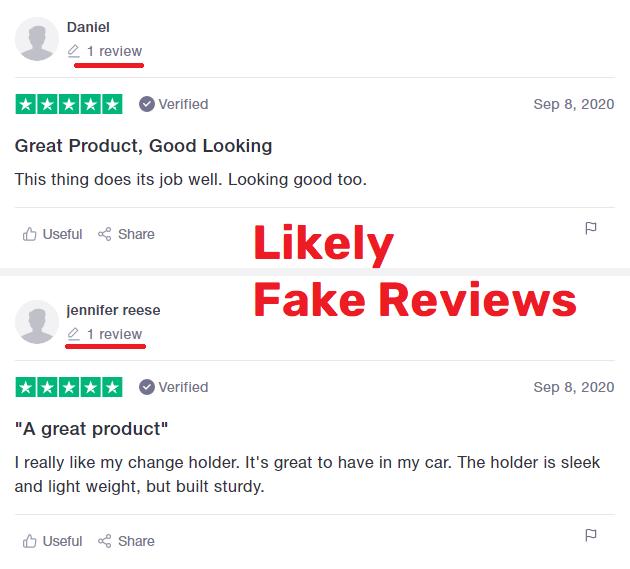 joytutus trustpilot fake review 2