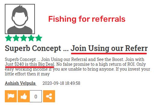jocial scam fake review scamadviser