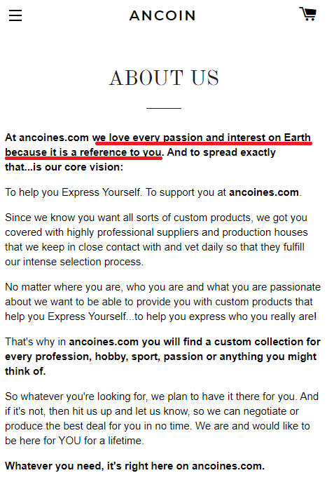 passion and interest scam network ancoines scam about us