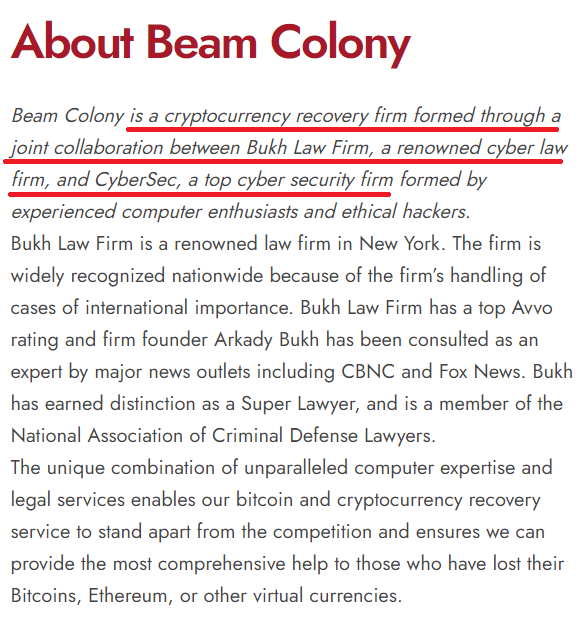 beamcolony scam about 2