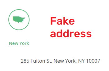 alpha finance recovery scam fake address