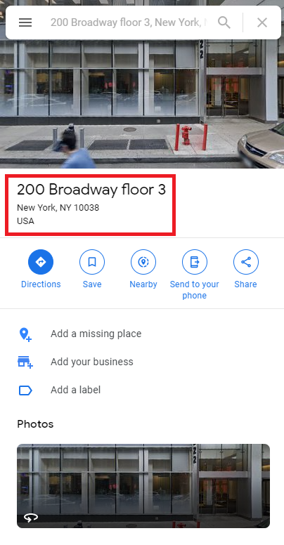 beamcolony scam fake address