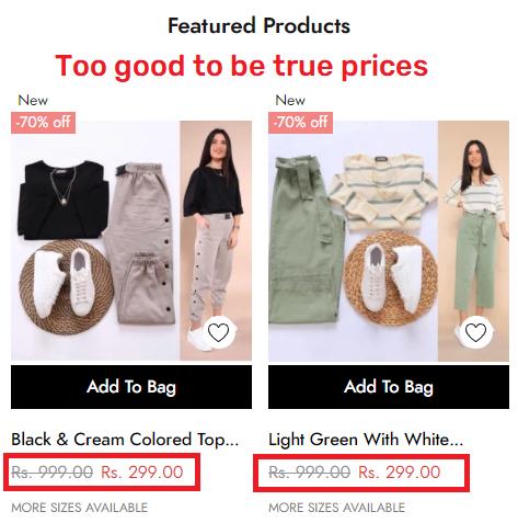 kurtiset scam fake prices