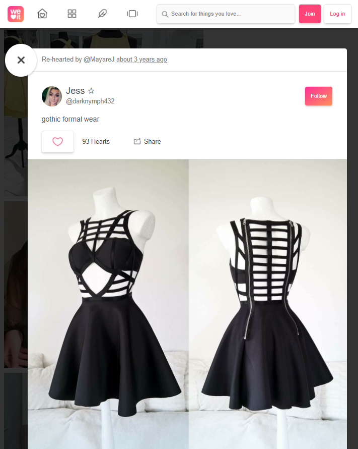 pinterest dress 2