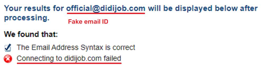 didijob scam fake email