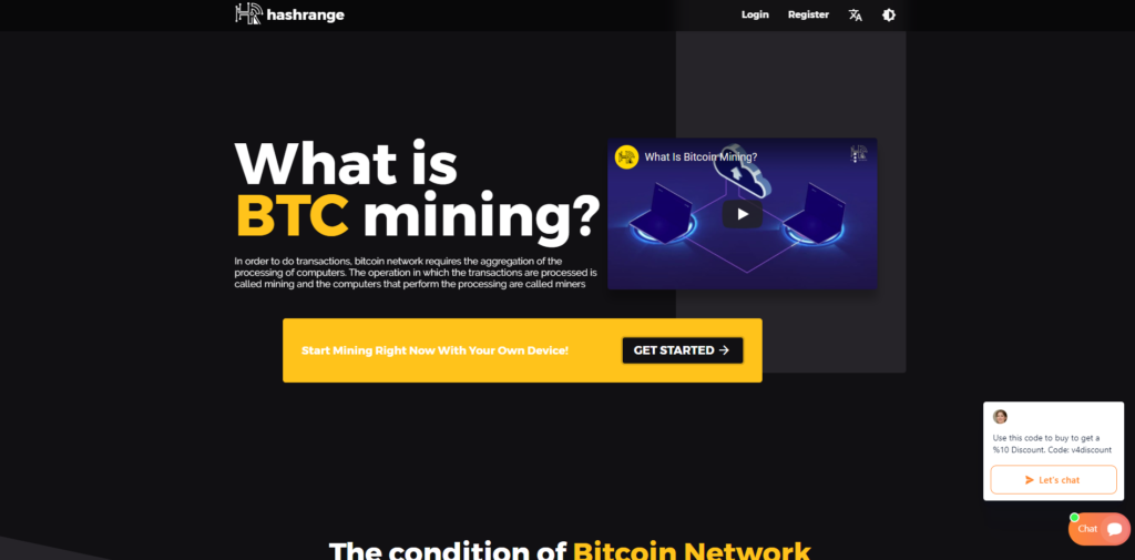 hash range scam home page