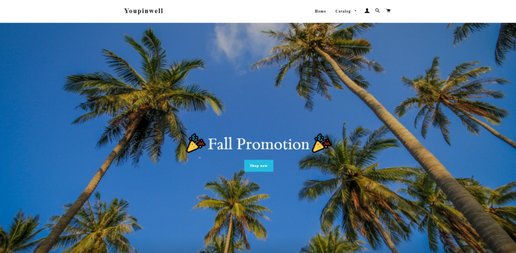 youpinwell scam home page passion and interest scam network
