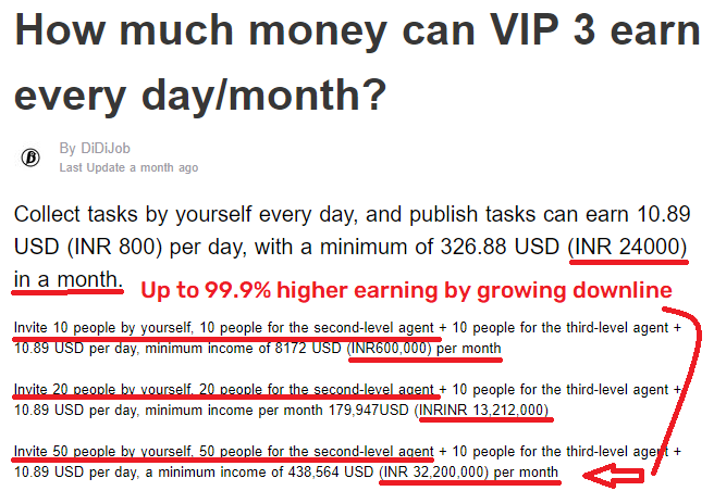didijob scam vip package 3