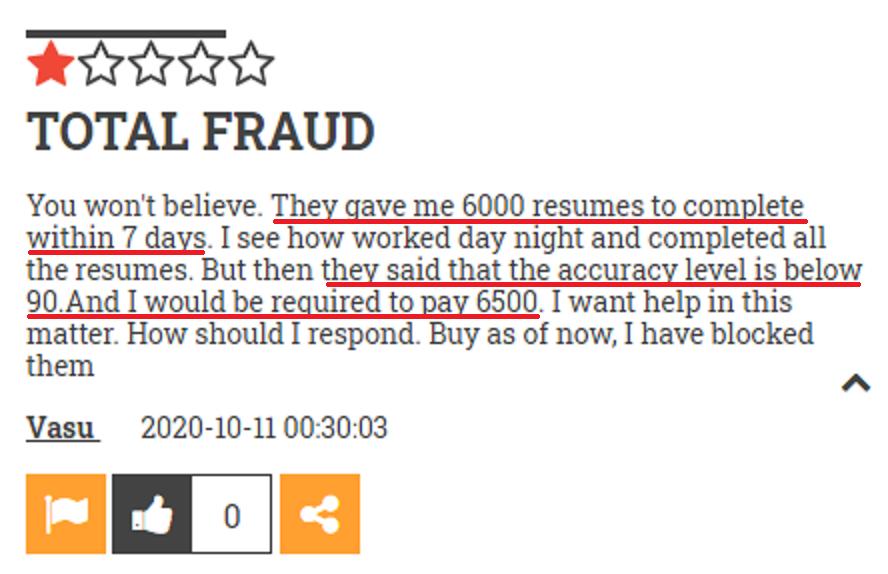 resumefilling fraud review 8