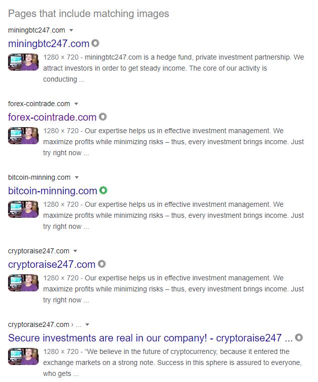 fake investment scam testimonials