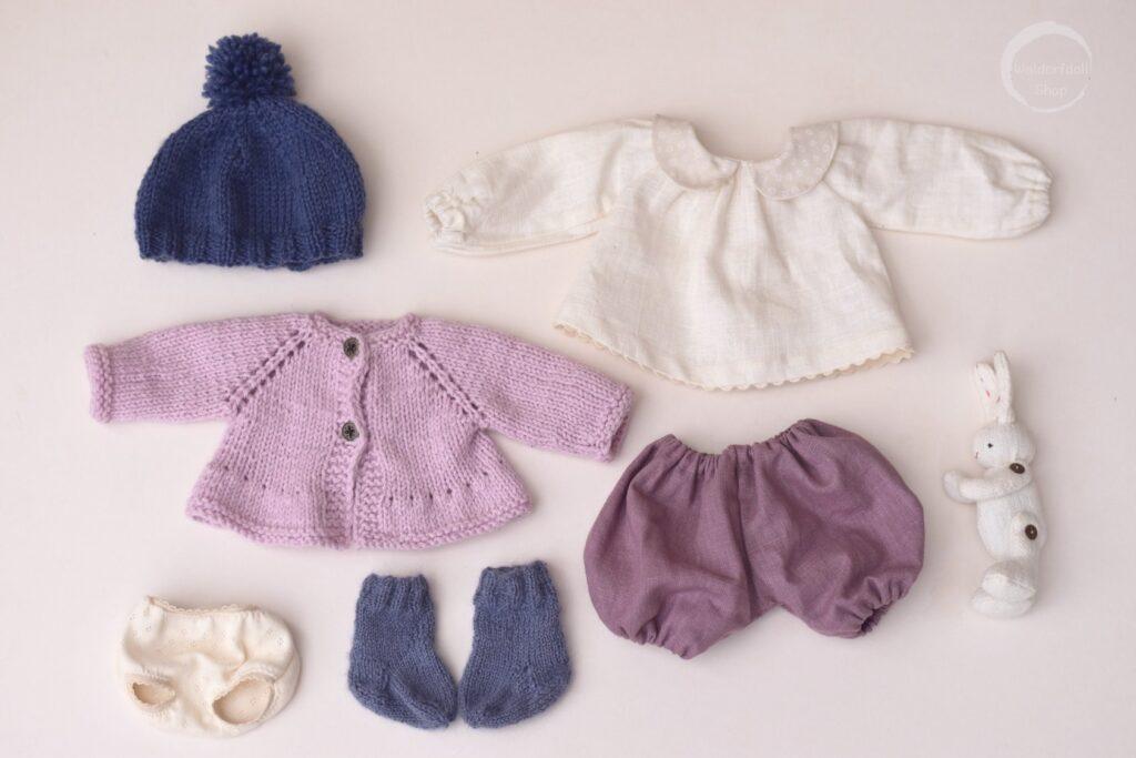 waldorf doll clothes