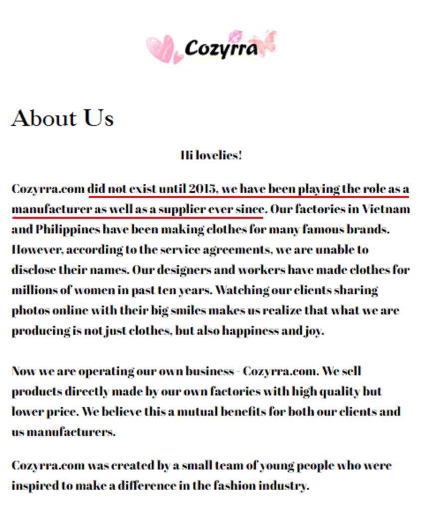 xehia trading ltd scam aboutus cozyrra