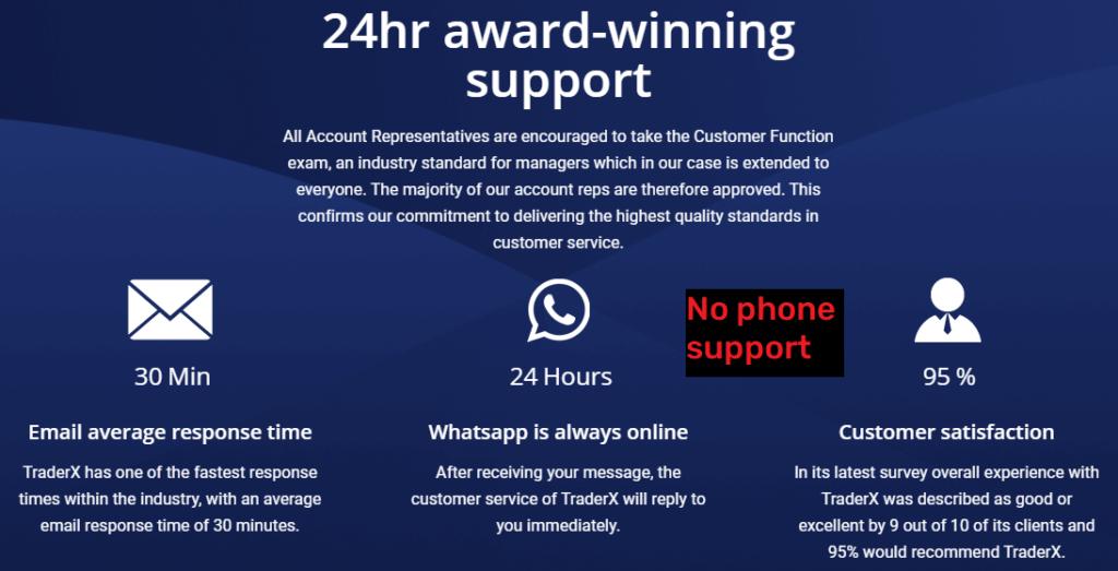 fake customer support