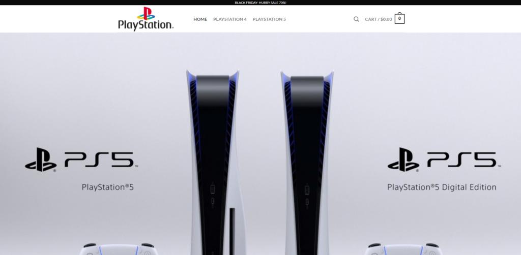 playsporegame scam home page