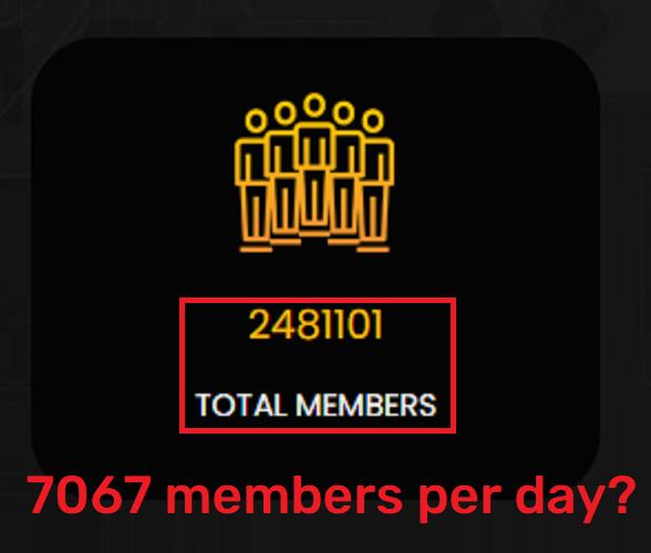 iamlprofit scam fake members