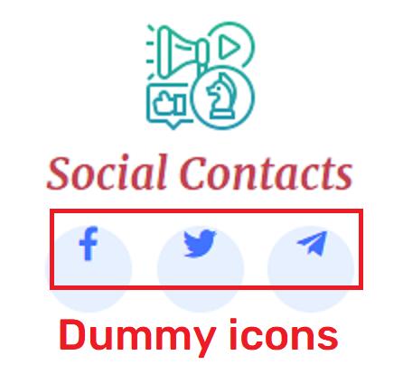 hourpaysystem scam fake social media icons