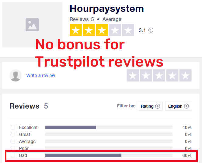 hour pay system scam trustpilot
