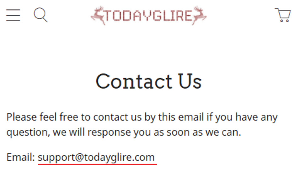 coolest gadgets scam network todayglire email
