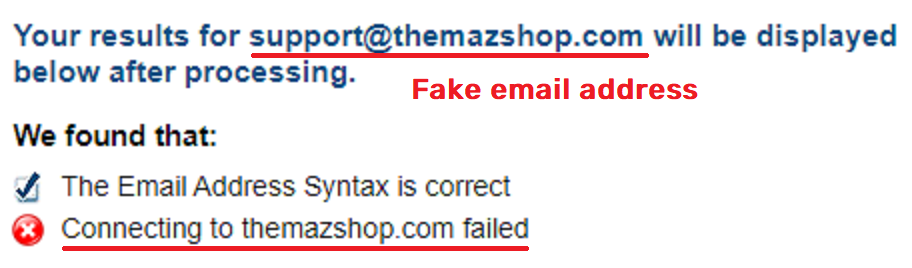 themazshopscam fake email ID