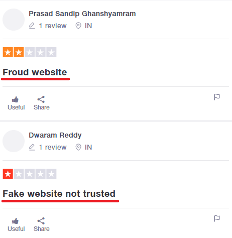 rupee4click scam review 5